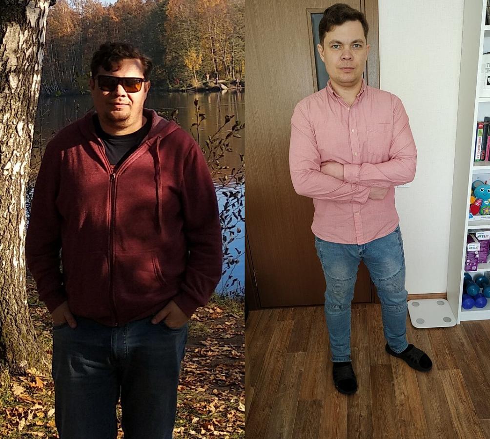 110 kg pierde in greutate